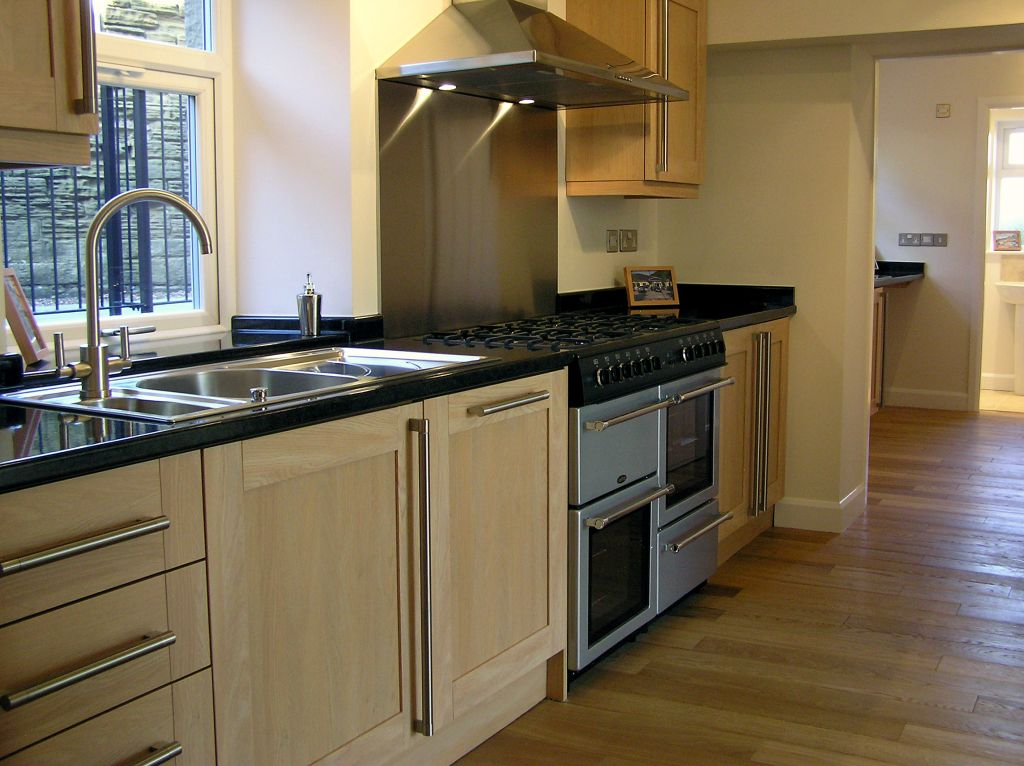 beautiful new kitchen